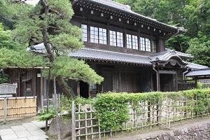 日本民家園の写真